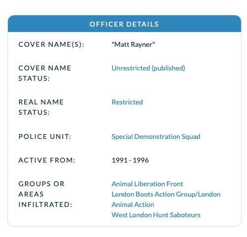 "Matt Rayner (HN1) had relationship during deployment with Denise Fuller.<br><a href=""https://www.ucpi.org.uk/wp-content/uploads/2018/05/20180522-ruling_core_participants_18.pdf"" target=""blank"" rel=""noopener noreferrer"">[ PDF ]</a>"