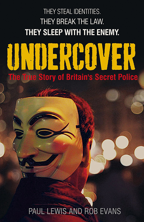 """Publication of Undercover: The True Story of Britain's Undercover Police by Paul Lewis and Rob Evans.<br><a href=""""https://www.theguardian.com/books/2013/jun/29/undercover-secret-police-lewis-evans-review"""" target=""""blank"""" rel=""""noopener noreferrer"""">[ MORE DETAILS ]</a>"""