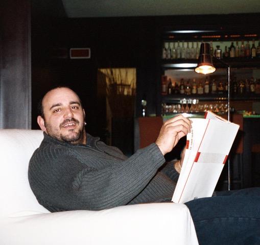 Carlo Neri / Soracchi (HN104) disappears from Andrea's life.